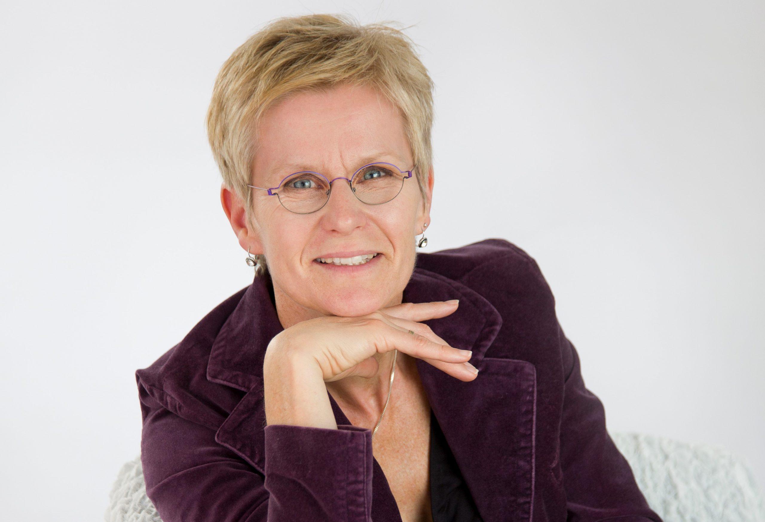Portret Gerda Vink
